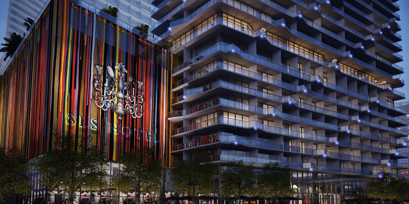 SLS Hotel and Residences Brickell | Miami Talks Real ESTATE